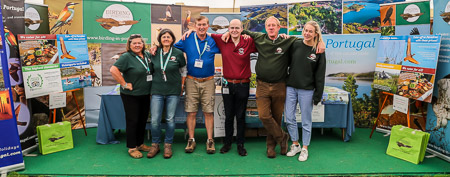 The Birdfair Team 2017