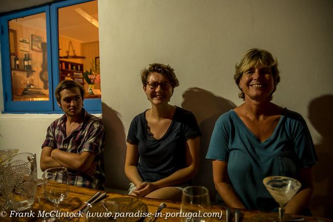 Sammy, Rosanna & Lynn